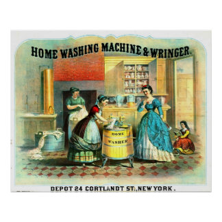 Appliance Ad 1869 Posters