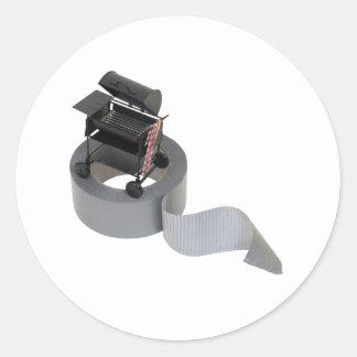 ApplianceRepair071809 Classic Round Sticker