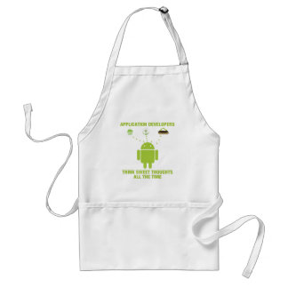 Application Developers Think Sweet Thoughts All Aprons
