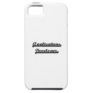 Applications Developer Classic Job Design iPhone 5 Covers