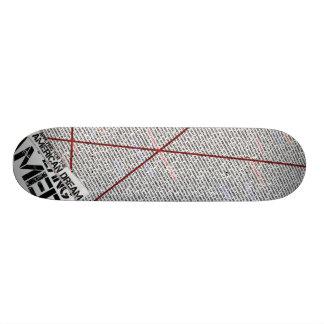 APPLY CUSTOM SKATE BOARD