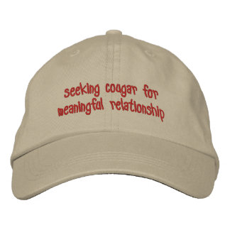 Apply Within Embroidered Baseball Cap