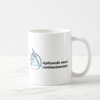 Applying its knowledge robozinho intelligent coffee mugs