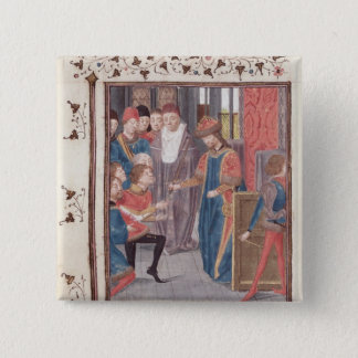 Appointment of Two Knights Pinback Button