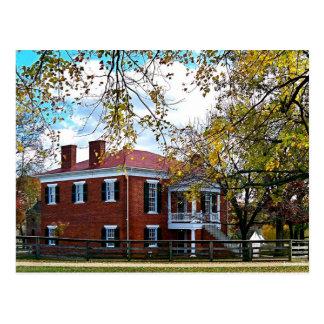 Appomattox County Court House Postcard