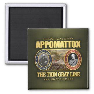 Appomattox (FH2) Imán Cuadrado