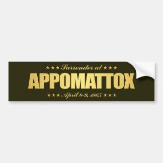Appomattox (FH2) Pegatina Para Auto