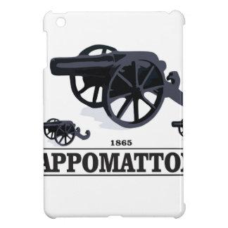 appomattox guns and fire iPad mini cover