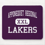 Apponequet Regional - Lakers - High - Lakeville Mouse Pad