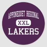 Apponequet Regional - Lakers - High - Lakeville Sticker