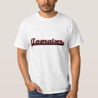 Appraiser Classic Job Design T-Shirt