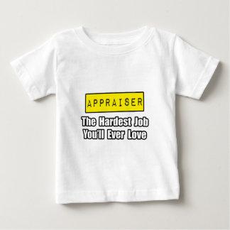 Appraiser...Hardest Job You'll Ever Love Baby T-Shirt