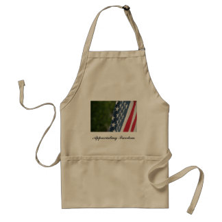 Appreciating Freedom Apron