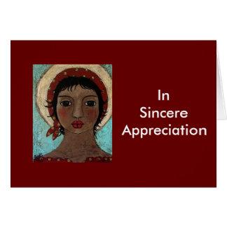 Appreciation Card