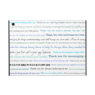 Appreciation series - Thank you dad for... iPad Mini Cover
