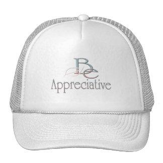 Appreciative 2 trucker hat