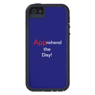 """APPrehend the Day"" PHONE CASE iPhone 5 Cases"