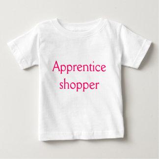 Apprentice shopper baby T-Shirt