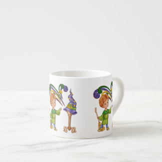 Apprentice Wizard 6 Oz Ceramic Espresso Cup