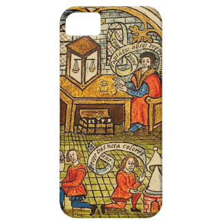 Apprentices in a Medieval Laboratory iPhone SE/5/5s Case