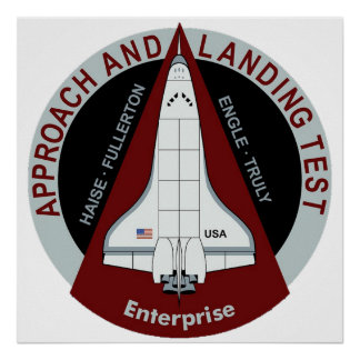 Approach and Landing Tests Poster