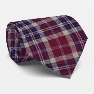 Approach Loch Tartan Plaid Neck Tie