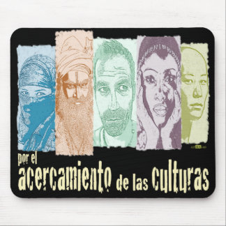 Approach of the cultures mouse pads