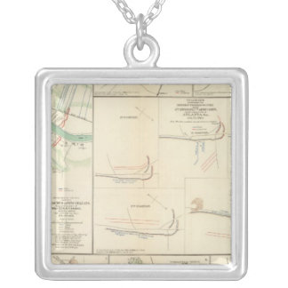 Approaches to New Orleans Square Pendant Necklace