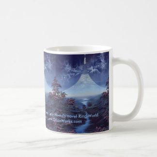 Approaching Dawn on Ring World, Approaching Daw... Classic White Coffee Mug
