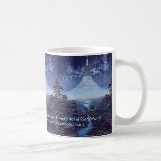 Approaching Dawn on Ring World, Approaching Daw... Coffee Mug