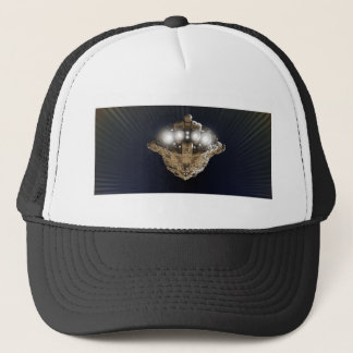 Approaching Lightspeed Trucker Hat