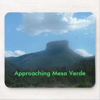 Approaching Mesa Verde Mousepad