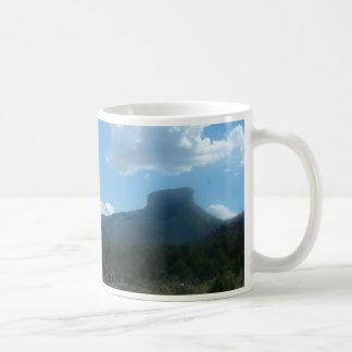 Approaching Mesa Verde Mug