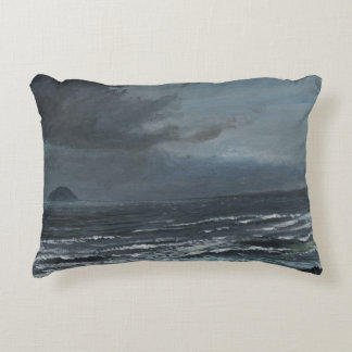 Approaching Storm 2007 Accent Pillow