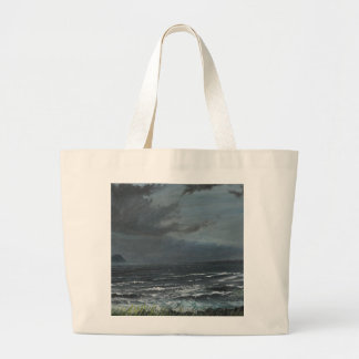Approaching Storm 2007 Large Tote Bag