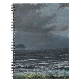 Approaching Storm 2007 Notebook