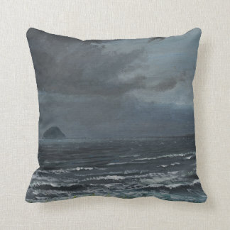 Approaching Storm 2007 Throw Pillow