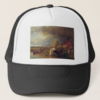 Approaching Storm by Constant Troyon Trucker Hat