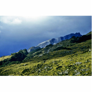 Approaching Storm, Mount Aspiring National Park Photo Cut Out