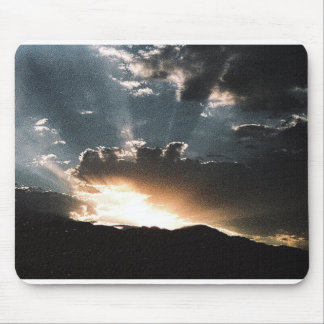 Approaching Storm Mouse Pad