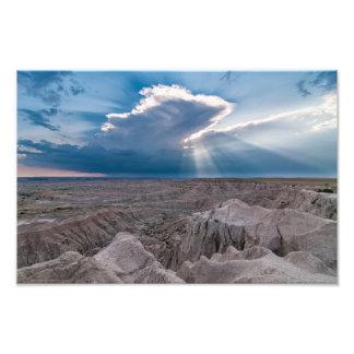 Approaching Storm Photo Print