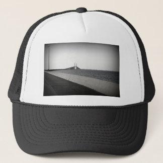 Approaching the Skyway Trucker Hat