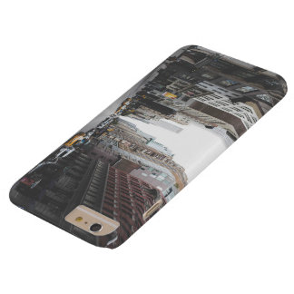 Approaching towards traffic light barely there iPhone 6 plus case