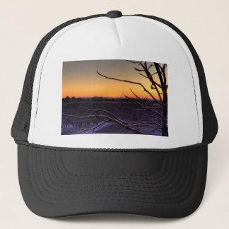 Approaching Warmth Trucker Hat