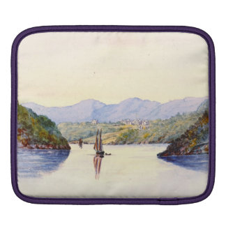 Approaching West Point New York 1846 Sleeves For iPads