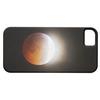 Approching the Total Eclipse of the Moon iPhone 5 Cases