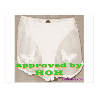 Approved by my HOH 1 Postcard