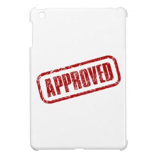 Approved design stamp case for the iPad mini