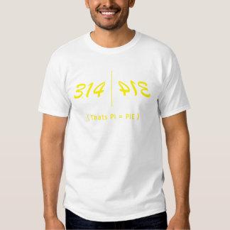 Approximate PI Tee Shirt