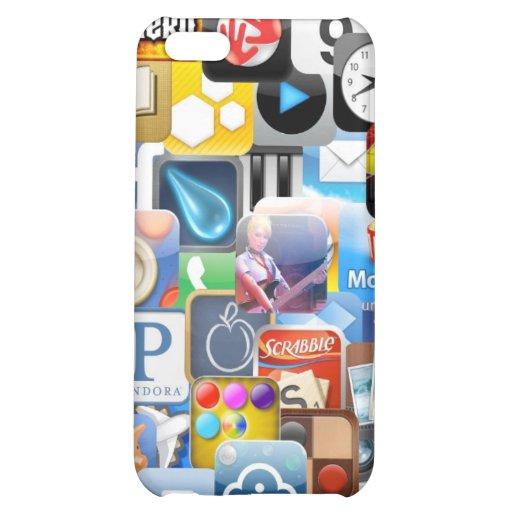 apps iPhone 5C cases